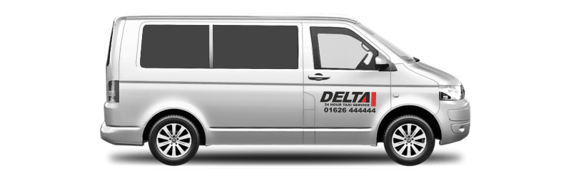 8 Seater Taxis in Newton Abbot, Torquay