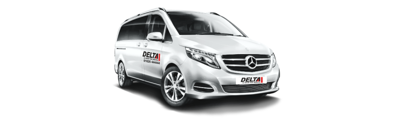 Mercedes V250 Executive Travel in NEwton Abbot, Torquay, South Devon